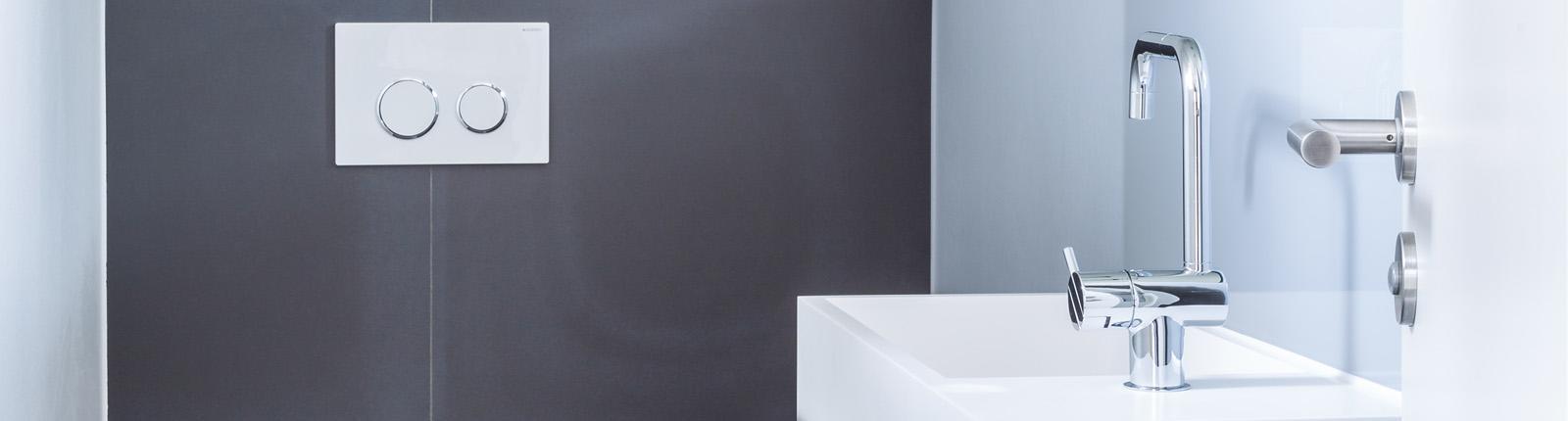 Mondänes Gäste-WC | Frick Badezimmer | Ulm